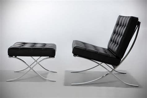 Barcelona Chair Comfortable by Mies Der Rohe Barcelona Chair Mikeshouts