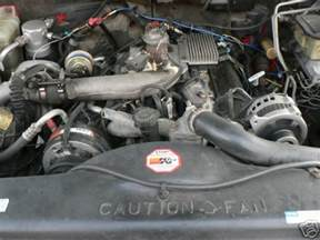 identifying chevy engines autos weblog