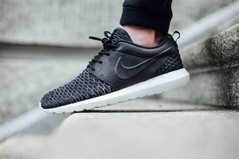 Nike Flyknit Premium nike roshe one flyknit premium quot black quot le site de la sneaker