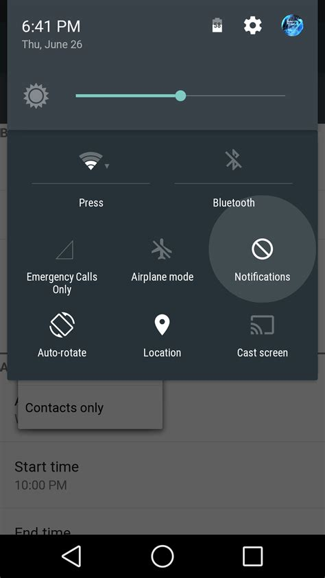 Android Do Not Disturb by Android Quot L Quot Feature Spotlight Do Not Disturb Mode