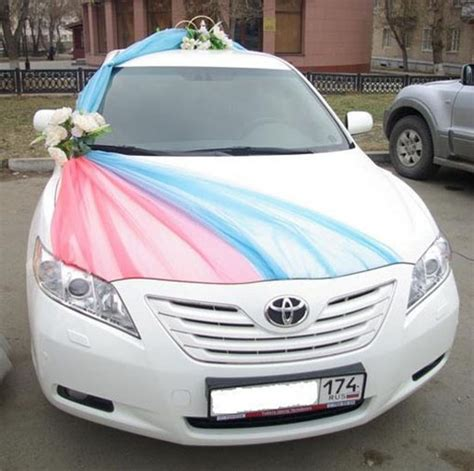Car Decor by 1000 Ideas About Wedding Car Decorations On