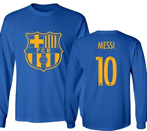 Messi 4 T Shirt barcelona shirt lionel messi soccer futbol jersey