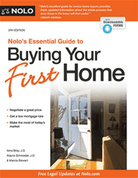 how to buy a auction house nolo s essential guide to buying your first home legal books nolo