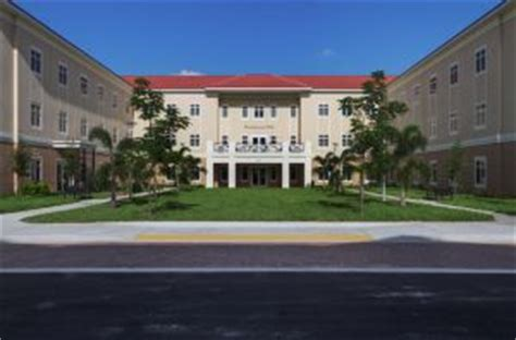 Barry University Dominican Hall Student Housing By In Miami Shores Fl Proview