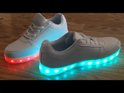 light up shoes app led light up shoes saguaro tm 8 colors led light up