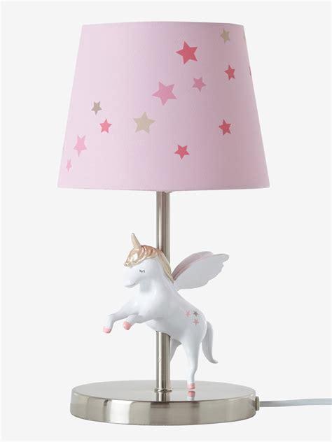 unicorn in light unicorn light storage decoration vertbaudet