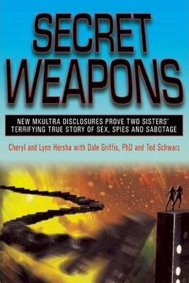 secret weapons books secret weapons cheryl hersha 9780882824598