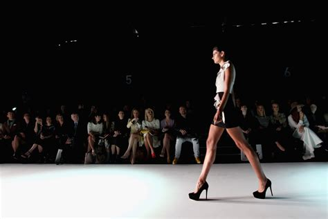 Walking The Catwalk Out Of by Sneak Peek Mercedes Fashion Week 2013 Meld