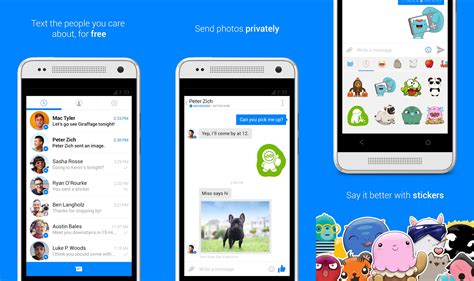 messenger for android messenger thetechgeek