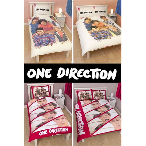 One Direction Bedding Set by One Direction Duvet Cover Sets Single Sizes