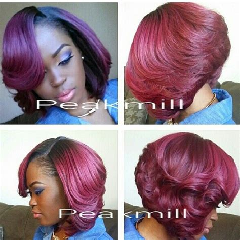 sew in hairstyles for short bobs bob sew in hairstyles for black women short hairstyle 2013