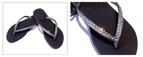 Sandal Fitflop Rockit Sand Swarovsky slim havaianas thongs flip flops sandals featuring clear swarovski ebay