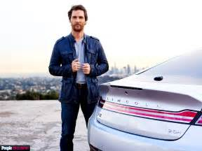 new lincoln car commercial look see matthew mcconaughey s new lincoln