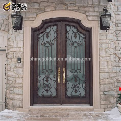 Order Front Door Design Wooden Color Entry Front Door Buy