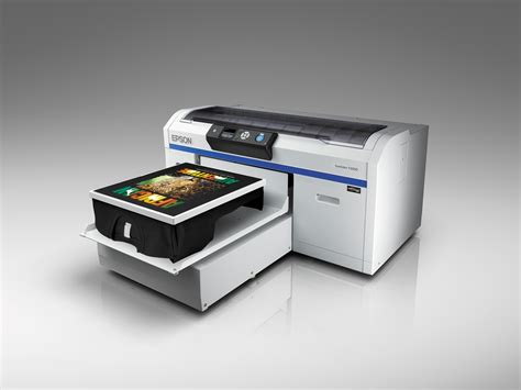 Printer Dtg Epson Surecolor Sc F2000 epson enters the direct to garment industry with the all