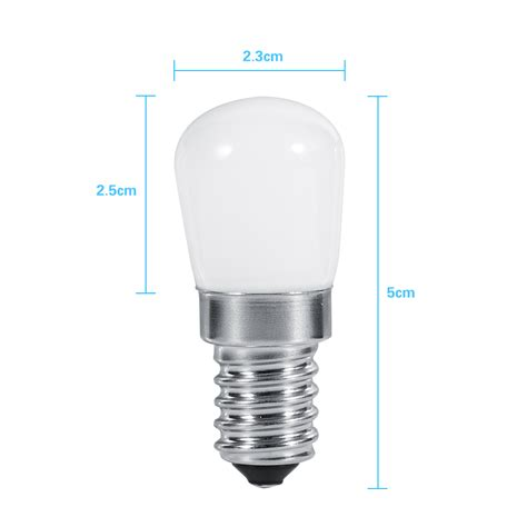 Led Refrigerator Light Bulb 1 5w E14 Led Smd2835 Fridge Freezer Appliance Light Bulbs