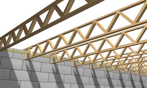 joist floor truss designs pictures to pin on