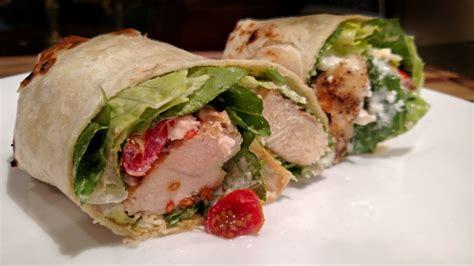 Wich Of The Week Chicken Caesar Wraps by Chicken Caesar Wraps