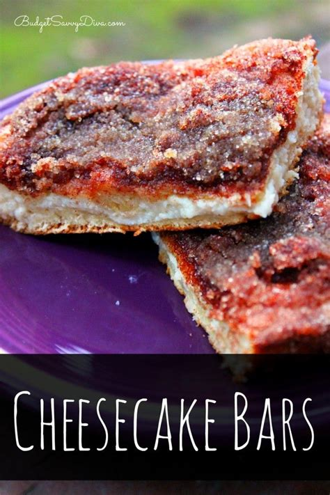 cheesecake topping bar cheesecake bars recipe