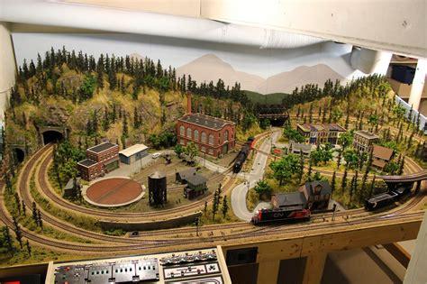 design ho scale train layout wonderful foambed ho scale model train layout