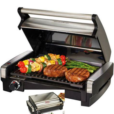 Indoor Kitchen Grill by Indoor Bbq Grill Countertop Kitchen Appliance Searing