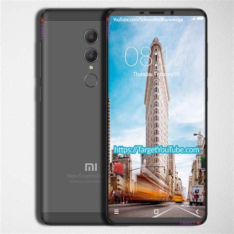 Handphone Xiaomi Redmi Note 5 xiaomi redmi note 5 xiaomi next phone 2018 target