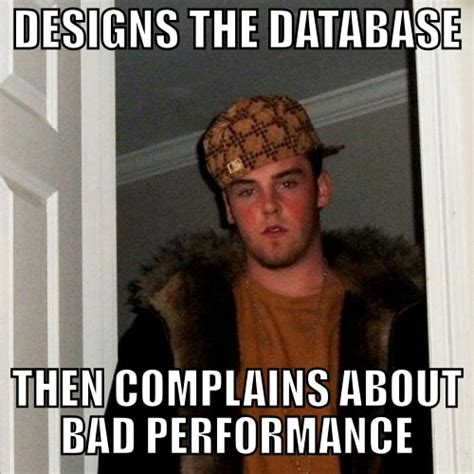 Meme Data Base - improve database performance without changing code