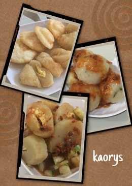 resep pempek dos rumahan  enak  sederhana cookpad