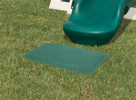 rubber swing set mats recycled rubber mulch curbing and mats for playgrounds