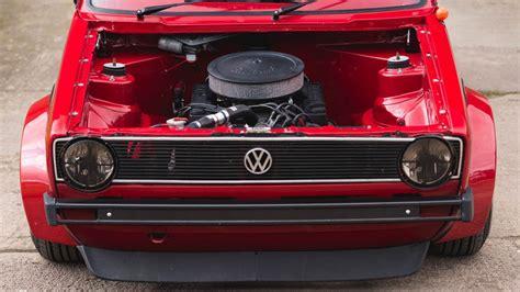 3 Litre V8 by 1983 Volkswagen Golf Mk1 3 5 Litre V8 Rwd 250hp