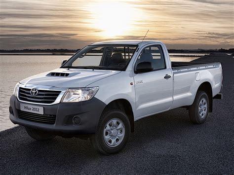Toyota Toyota Toyota Hilux Single Cab Specs 2011 2012 2013 2014