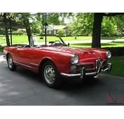 1959 Alfa Romeo 2000 Spider For Sale
