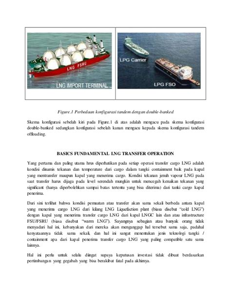 ship to ship transfer adalah sts lng transfer bulletin 01