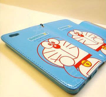 Best Hkr Casing New Doraemon Iphone 5 5s 5g Se Softcase 3d buy wholesale doraemon side flip leather holster cover skin for iphone 5s blue from