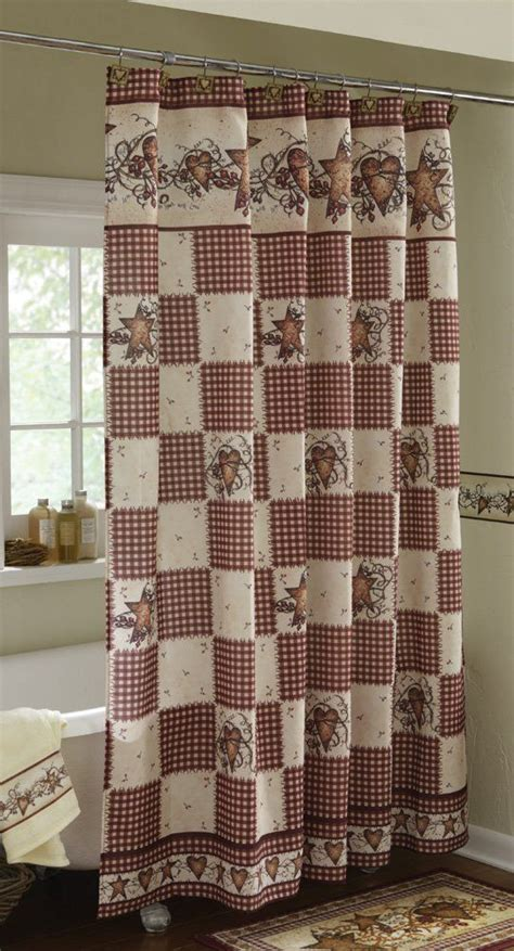 country shower curtain ideas 1000 ideas about country shower curtains on pinterest