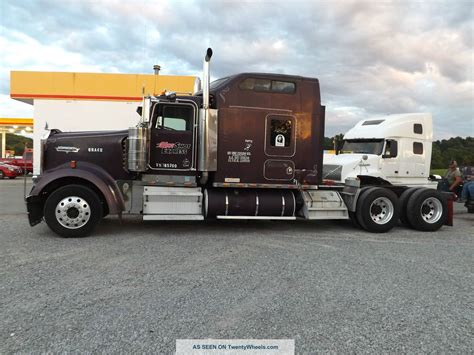 kenworth k series 1998 kenworth w900 60 series
