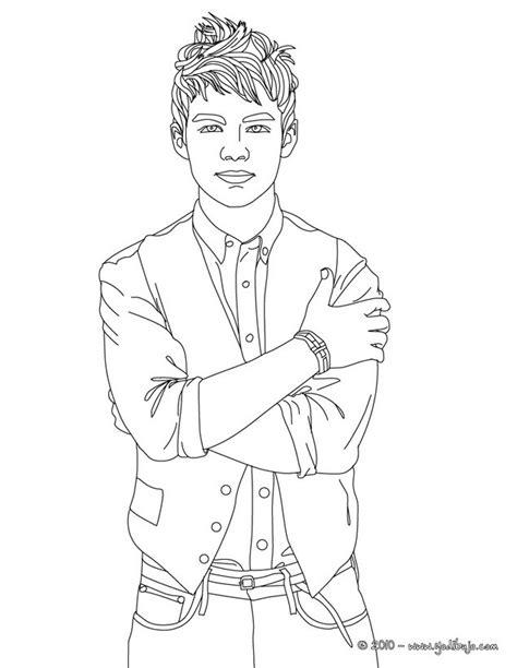 imagenes para colorear jovenes dibujos para colorear joe jonas cruzando los brazos es