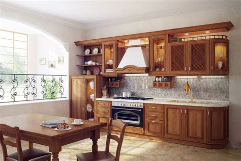 traditional small kitchen interior design ideas - Small Traditional Kitchen Ideas