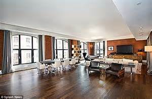 new york appartment justin timberlake sells new york apartment for 5m daily