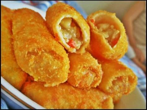 vidio membuat risoles resep cara membuat risoles kentang youtube
