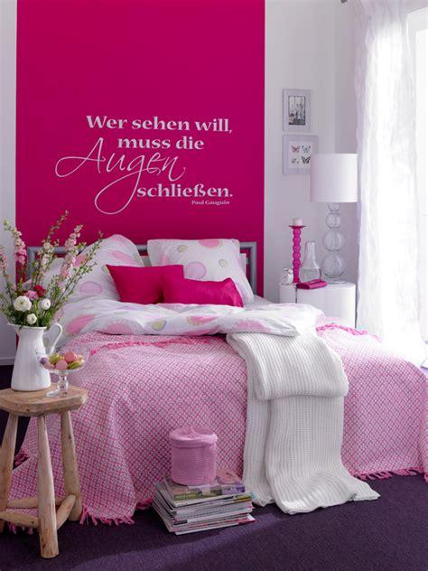 orchidee im schlafzimmer trendfarbe orchidee sch 214 ner wohnen farbe