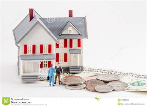 buy or sell house buy or sell a house stock photo image 47188694