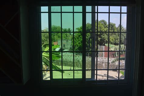 Easy Slide Windows Designs Sliding Window Grills Cavitetrail Glass Railings Philippines Tempered Glass Wrought Iron
