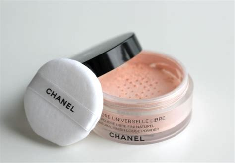 Chanel Powder Poudre Universelle Libre chanel poudre universelle libre finish powder reviews photos ingredients