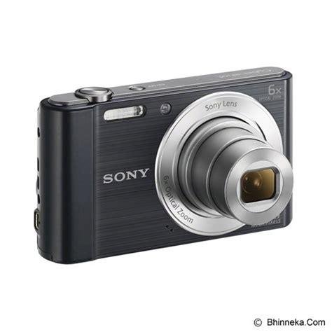 Terbaru Kamera Sony W810 jual sony cybershot dsc w810 bc black toko