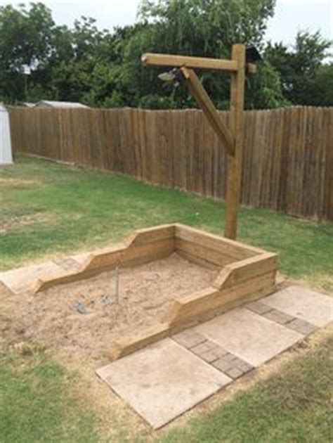 horseshoe pit dimensions backyard top 25 ideas about horse shoe pit on pinterest horseshoe