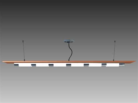fluorescent light 3d model hanging fluorescent lights 3d model 3d studio 3ds max