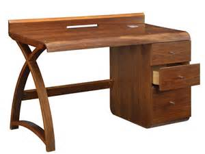 walnut computer desks home office desks office furniture