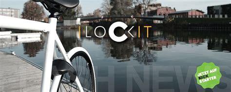 Motorrad Anfänger Welches Bike by I Lock It Das Erste Vollautomatische Fahrradschloss