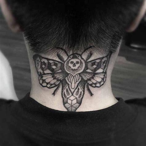 tattoo back neck man back of neck tattoo best tattoo ideas gallery